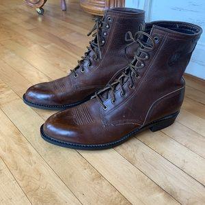 Ariat Men's Heritage Lacer Brown Boot